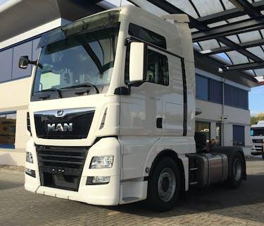 MAN TGX 18.500 XXL 5 camiones disponibles todavía