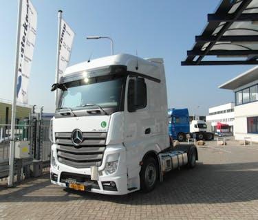 Mercedes Actros Bigspace Mega Low Deck