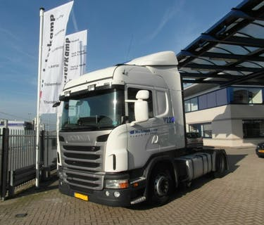 Scania G 420 Highline Hydrauliek Hydrauliek voor kipper en walking floor